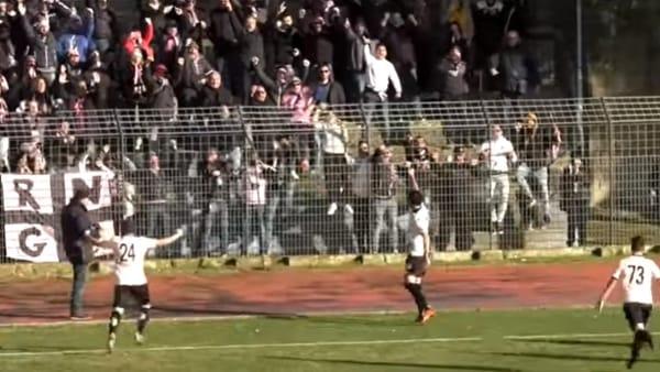 VIDEO | Marina di Ragusa-Palermo, gli highlights: il graffio di Sforzini fa esplodere il settore ospiti