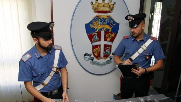 arresti droga corrieri napoletani 1-2