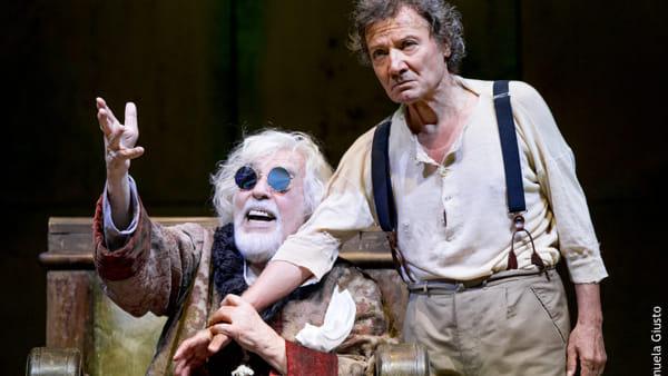 """""""Finale di partita"""", l'opera di Samuel Beckett va in scena sul palco del Teatro Biondo"""