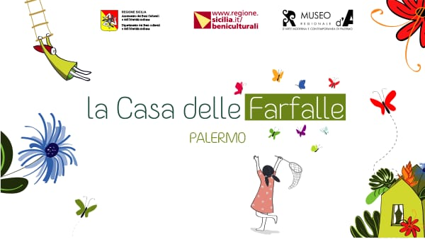 La casa delle farfalle ancora a Palermo, al Museo Riso lo stupore prende il volo