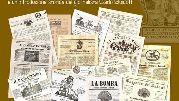 I giornali palermitani in una mostra, stampa e pubblicità d'epoca alla Biblioteca Centrale