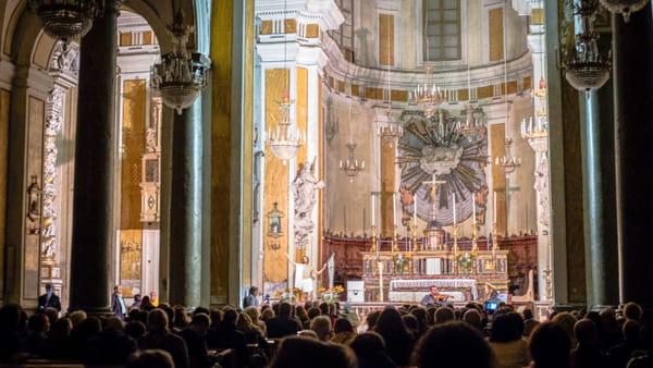 Ballarò di notte, visita guidata e concerto di musica classica al Carmine Maggiore