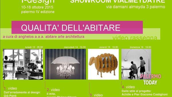 """Video rassegna """"Design qualità dell'abitare"""" al Vialmeydatre"""