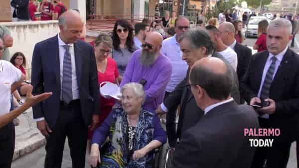 Addio Rita Borsellino, le immagini della sua ultima apparizione | VIDEO