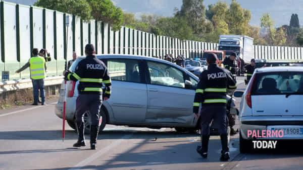 VIDEO | Frontale sulla Palermo-Agrigento, due morti: le immagini dal luogo dell'incidente