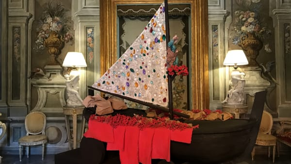 Carri trionfali di Santa Rosalia in miniatura, 60 anni di festini in una mostra a Villa Niscemi