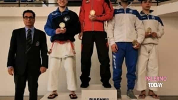 campionato italiano karate. fase regionale-3