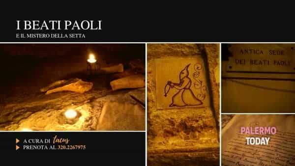 I Beati Paoli e il mistero della setta, la passeggiata ispirata ai racconti di Luigi Natoli