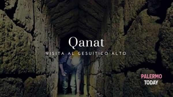Qanat, visita guidata al Geuitico Alto: il tour a Fondo Micciulla