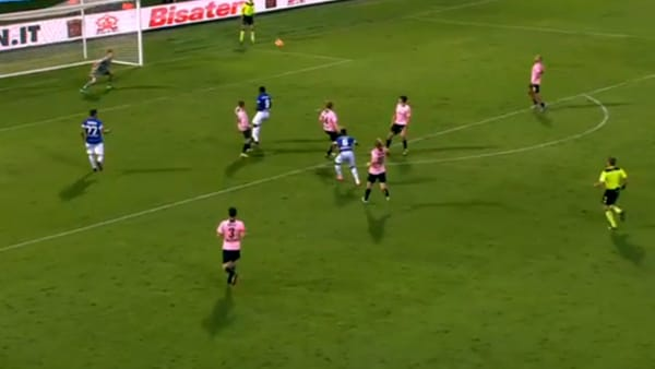 "Palermo-Udinese 1-3, Fofana ""sotterra"" i rosa: gol e highlights 