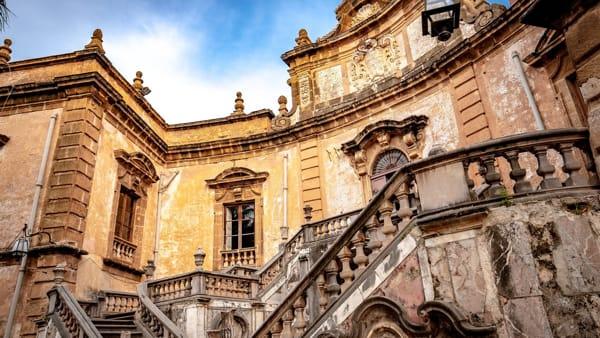 Villa Palagonia - La villa di mostri di Bagheria - foto Vincenzo Russo Terradamare3-2