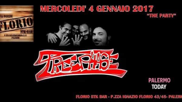 Treephase live show al Florio stk bar
