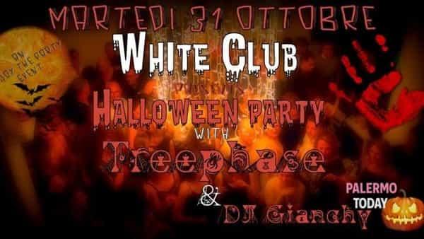 Halloween party con la Treephase band, il concerto al White Club