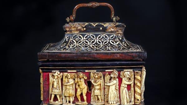 Lusso, prestigio, politica e guerra: la Sicilia del Trecento in una mostra allo Steri