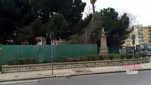 """Altro a Palermo in Piazza Principe di Camporeale, 39: """"La riapertura della villetta di Piazza Principe di Camporeale. Se ne sono dette tante , ma se i...""""-2"""