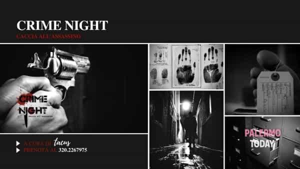 """Indizi e prove per catturare l'assassino, """"Crime Night"""" diventa un gioco di squadra"""