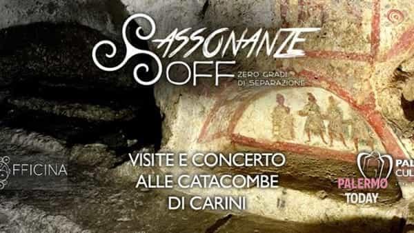 Note sotterranee, visite serali e concerto alla catacomba di Villagrazia di Carini