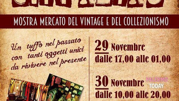 Palermo city retrò: la mostra vintage