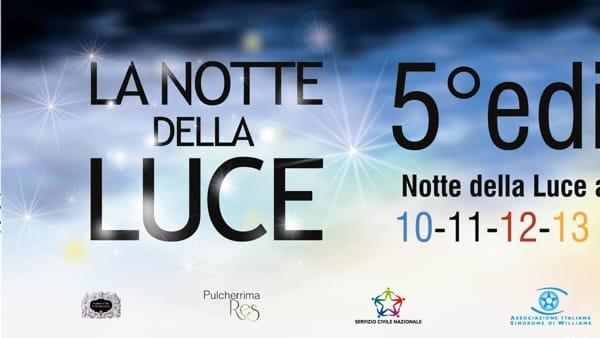 """""""Santa Lucia, la notte della Luce"""": al via la quinta edizione della manifestazione"""