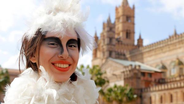 Educarnival, maschere e festa in centro: torna a Palermo il Carnevale degli studenti