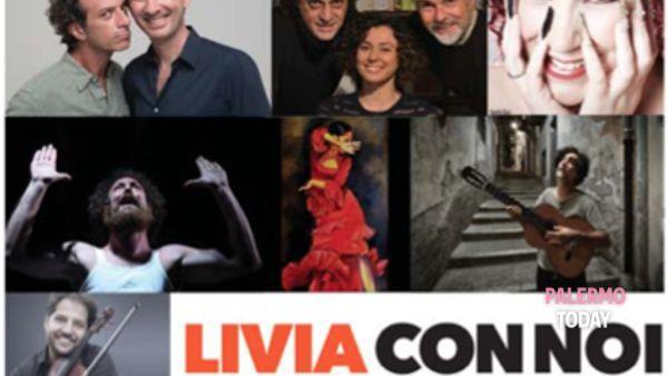 """""""Livia con noi"""", lo spettacolo di beneficenza a villa Castelnuovo"""