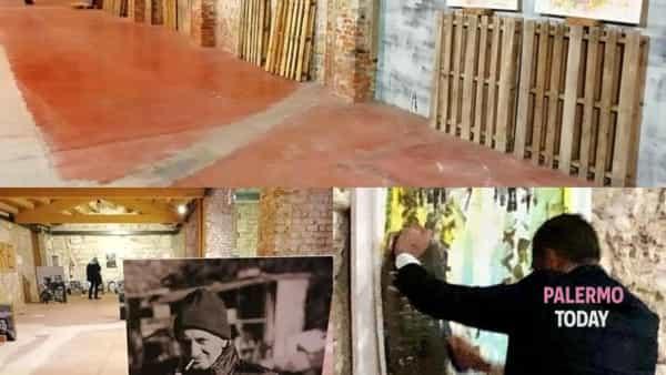 """""""Amare... per esistere"""", omaggio a Villafrati in una mostra ai Cantieri Culturali alla Zisa"""