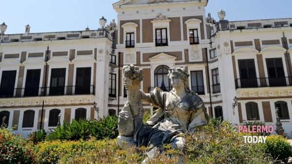 Bagheria, visita al cortile di Villa Trabia e alla stanza di Ignazio Moncada ANNULLATO