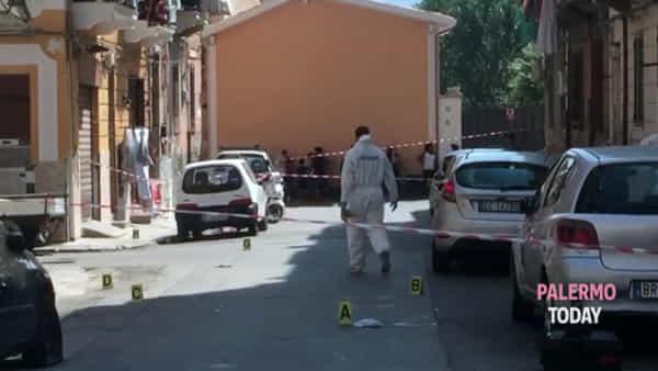 Si torna a sparare a Palermo: mistero nella zona di via Cipressi | VIDEO