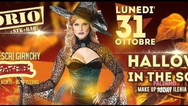 Treephase live show & Halloween party al Florio Stk bar
