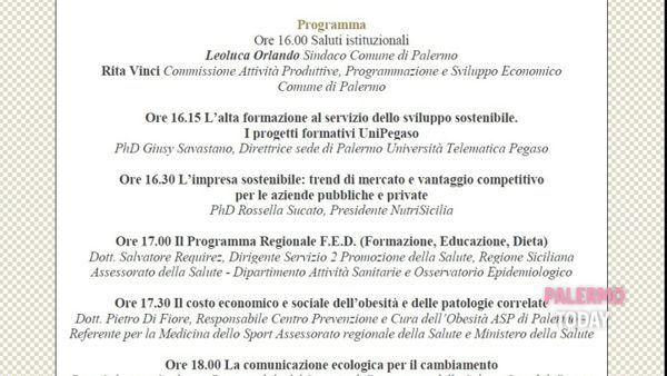 """""""Economia, società, cultura e politica"""", il convegno a Palazzo Mazzarino"""