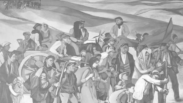 Festa dei canti sociali e di lotta, i cori di Francia e Italia ricordano le stragi siciliane