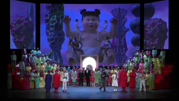 Folla e applausi al Teatro Massimo per la prima di Turadot, il presidente del Senato nel palco reale | VIDEO