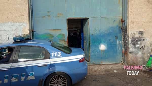 1 Rapina furgone tabacchi via Rosario Nicoletti 4 gennaio 2018-2