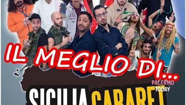 """""""Il meglio di... Sicilia cabaret show"""" al teatro Don Bosco Ranchibile"""