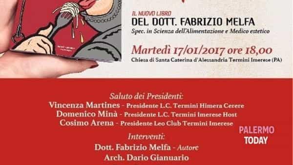 """""""La dieta dei pupi siciliani"""", la presentazione a Termini Imerese"""