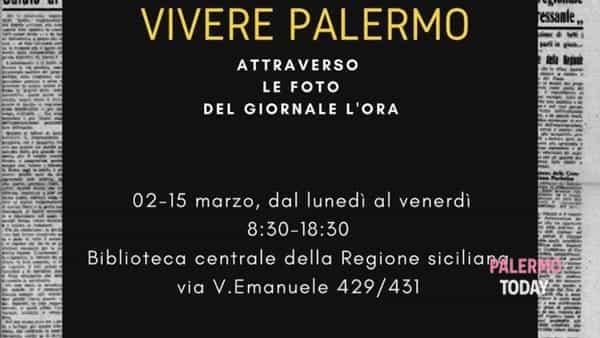 La bellezza di vivere Palermo, dal giornale alla mostra: le foto dall'archivio de L'Ora