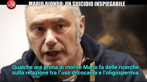 """Mario Biondo, i misteri del detective: """"Altre persone coinvolte nella sua morte"""""""