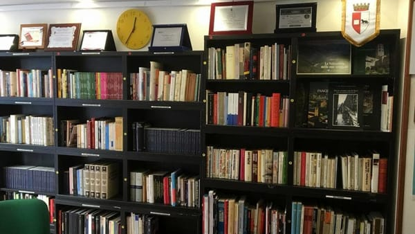 """""""Quel terribile '92"""", incontro con Aaron Pettinari alla biblioteca Agostino Castelluccio"""