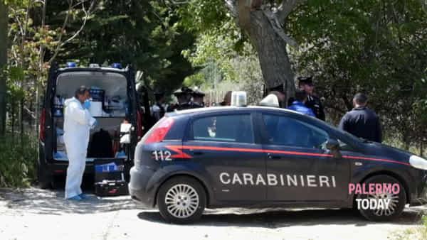 Si torna a sparare a Belmonte Mezzagno, le immagini dal luogo del delitto | VIDEO
