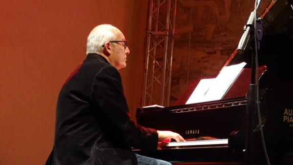 """Le mani nel jazz"", Diego Spitaleri al pianoforte al Real Teatro Santa Cecilia"