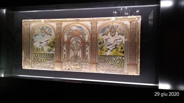 """Museo Diocesano, la riapertura con la mostra """"Architetture barocche in argento e corallo"""""""