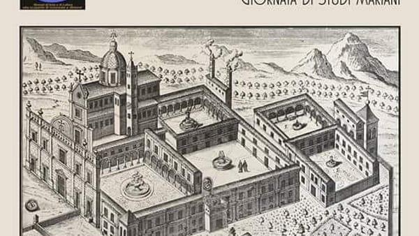 """""""Dialogando su Maria"""", mostra e tavola tonda all'abbazia di San Martino delle Scale"""