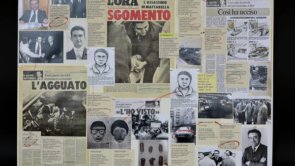 Mafia, nell'archivio del giornale L'Ora le tracce dei cold case di Palermo: la mostra