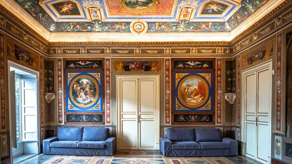 Visite serali a Palazzo Cloos Zingone Trabia, all'interno anche la mostra su Frida Kahlo