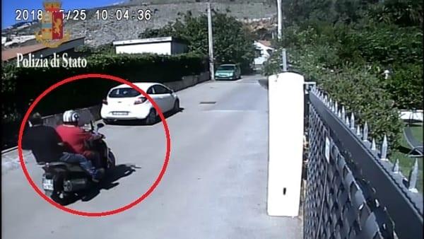 furti in villa polizia-4