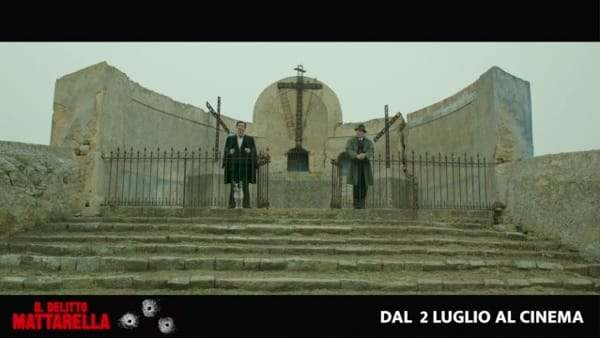 "VIDEO | ""Il delitto Mattarella"" arriva al cinema: in scena un cast tutto siciliano"
