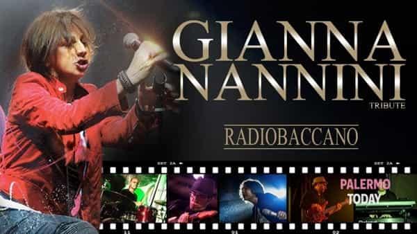 Tributo a Gianni Nannini, i Radio Baccano sul palco del Dorian
