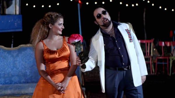 L'elisir d'amore con le voci di Danisinni, lo spettacolo del Teatro Massimo sbarca in piazza