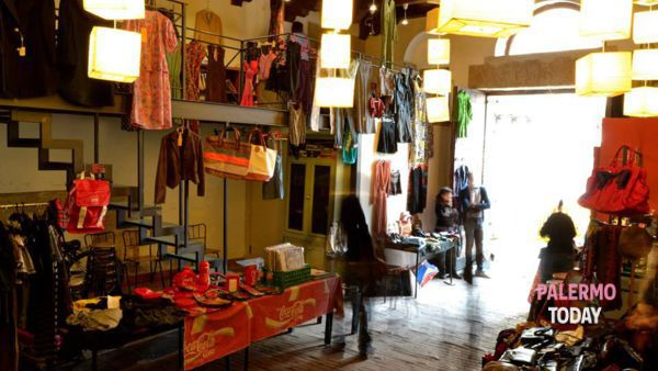 Temporary shop: mercatino di nuovo, vecchio e vintage