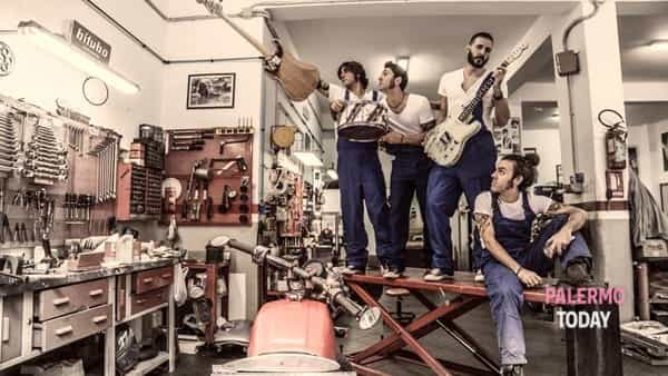 Jack & the Starlighters in concerto, il live dalla carica rock sul palco di Vinoverso